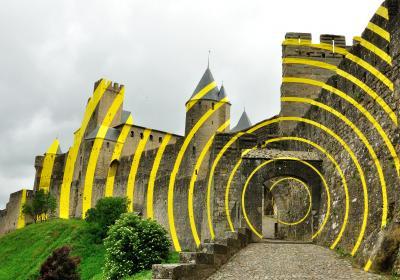 再び友人を訪ねイタリア&フランスへ ***Carcassonne&Caunes Minervois編***
