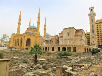 レバノン一周(5) ベイルート