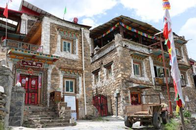 東チベット ゴロク・アバの旅(14)~チョクツェ(卓克基・西索民居)~