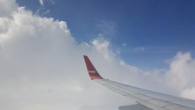 Tway航空285便・286便搭乗記