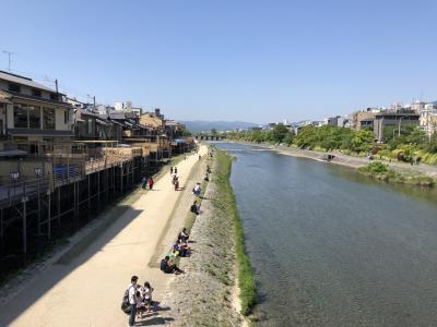 京都ではしご酒
