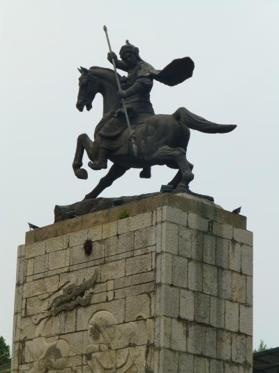 三国志と城壁の旅:五日目(当陽)「やっぱり主役は趙雲でしょ」