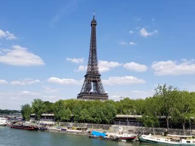 弾丸旅行パリ2泊5日