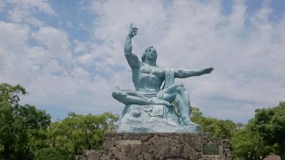 長崎さるく 旅行者が知らない赤迫を歩こう(大江戸展+平和公園にも行ってきた)