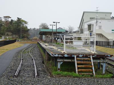 続くときは続くもの 再び仙台へ【その1】 旧東北本線と、旧仙石線の遺構を巡る