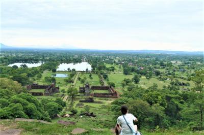 【チャンパーサック】世界遺産「ワット・プー(Wat Phu)」を見に行こう!
