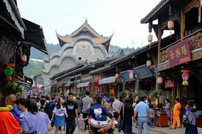 洛帯古鎮(成都)/ 東チベット再訪の旅⑧