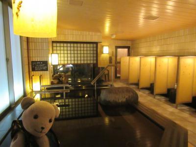 01ドーミーイン博多祇園を三たび探検する~到着と大浴場見学編(プチ福岡の旅その1)