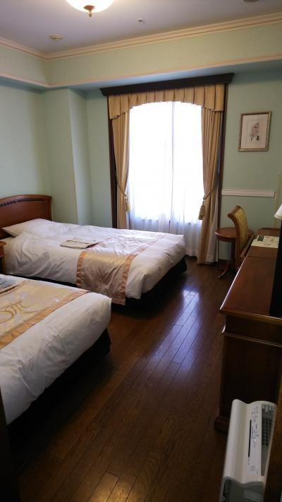 「モントレ仙台」宿泊記