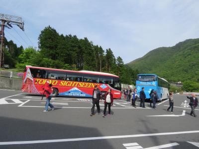 今年も箱根観光の旅を行う⑳箱根園〜桃源台~箱根湯本〜新宿