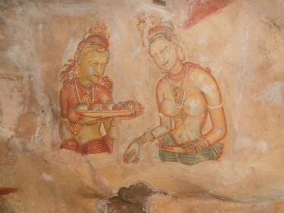 光輝く島:スリランカ世界遺産の旅(その2)天空の宮殿:シーギリヤ観光