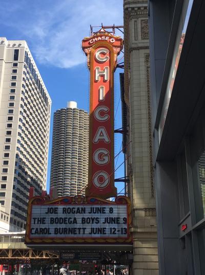 '18.05 有休1日&土日でシカゴに一人旅
