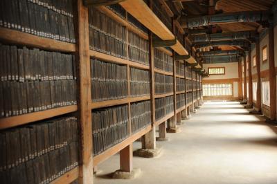 千年の知恵が生きている慶尚南道・陜川「海印寺」