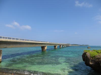 池間大橋を渡って、池間ブルーを味わう旅!梅雨の晴れ間のゆったりとした時間は、最高の癒しでした!
