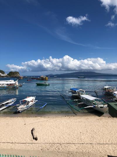 Sabana beachでのんびり過ごす
