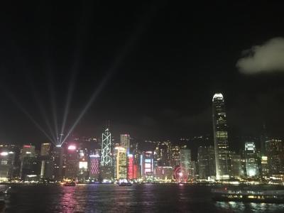 【羽田発:UO】夏を先取りの暑い香港!美しい景色が熱かった香港旅!赤柱で非日常の世界とアニキに上納を納めて香港絶景散策