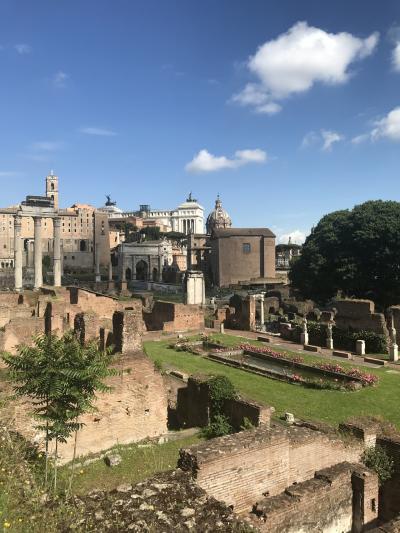 イタリア・ローマ ひとり旅 3泊5日①