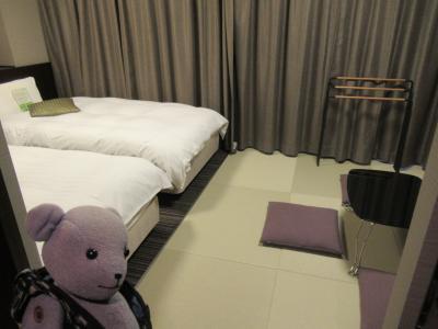 02ドーミーイン博多祇園を三たび探検する~ショールームと部屋編(プチ福岡の旅その1)