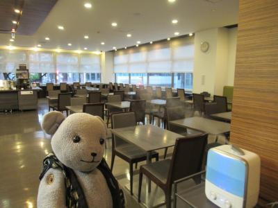 04ドーミーイン博多祇園を三たび探検する~夜食と朝食編(プチ福岡の旅最終)