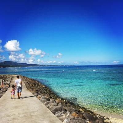 沖縄本島 3歳児連れ家族旅行