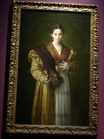 2018年GW アラ還夫婦の個人旅行ナポリ編 カポディモンテ美術館 スカッパナポリ ポジリポの丘