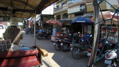 東南アジア一周 Day34:シェムリアップからプノンペン~ビビりながら首都を目指す~