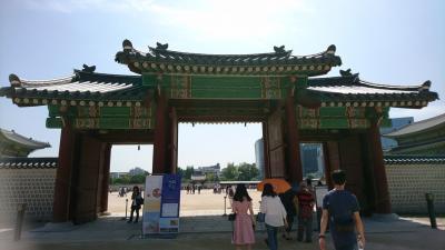 韓国(ソウル)2日目