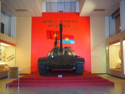 2018年3月、ベトナム、ハノイ旅行(19.戦争博物館part1)