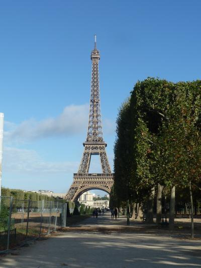 26年ぶりのフランスは娘と1