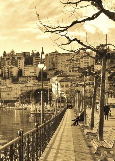 Lugano/ルガーノ