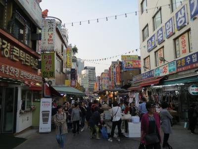 初めての韓国