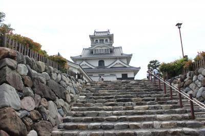 長浜・彦根・安土、近江八幡市等の旅