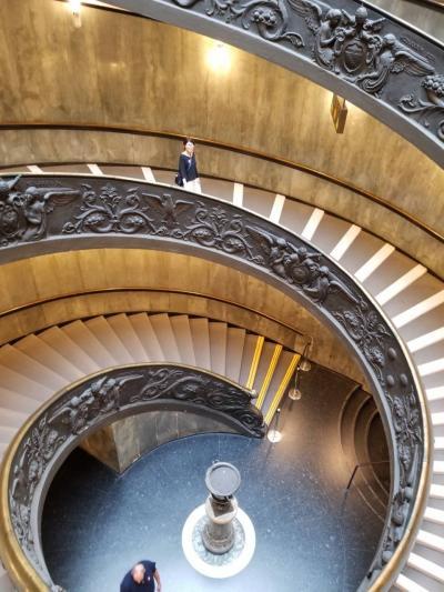 G.W イタリア周遊 個人旅行の旅 ① ローマ