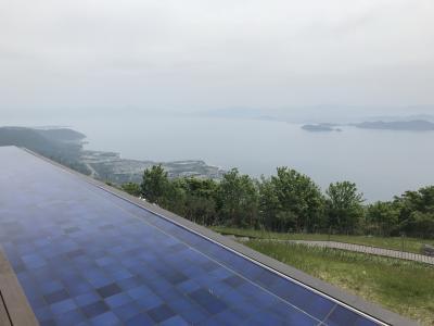 家族で琵琶湖テラスへ行ってきました