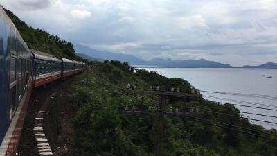 東南アジア一周 Day41:ダナンからハノイ~再び統一鉄道で北を目指す~