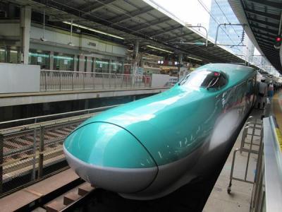 東北が好き!(1)東北新幹線グランクラスで盛岡へ