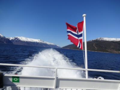 びっくり! 急遽、北欧へ旅してきました。(3)~ベルゲン・フィヨルド