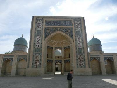ビザなし渡航で平和で安全なウズベキスタンへ行く。その弐(サマルカンド編)