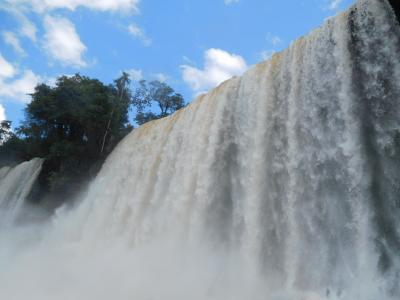 南米2018旅行記 【13】イグアスの滝(アルゼンチン)3(ロワー・トレイル2)