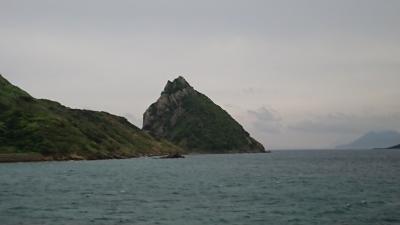 世界遺産登録目前の五島列島&長崎201805(2日目:上五島の矢堅目の奇岩とお土産)