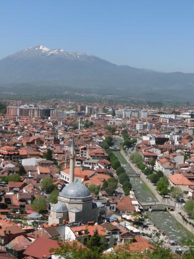 バルカン半島から中欧へ 2 コソボ  プリズレン