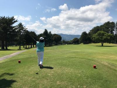結婚記念日ゴルフ旅行
