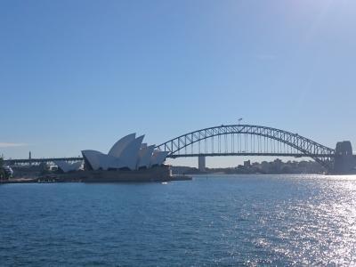初冬のシドニーを満喫~2日目~