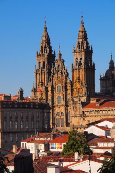 バスク地方と北スペイン周遊 2018年/夏 レオンからサンティアゴ・デ・コンポステーラへ
