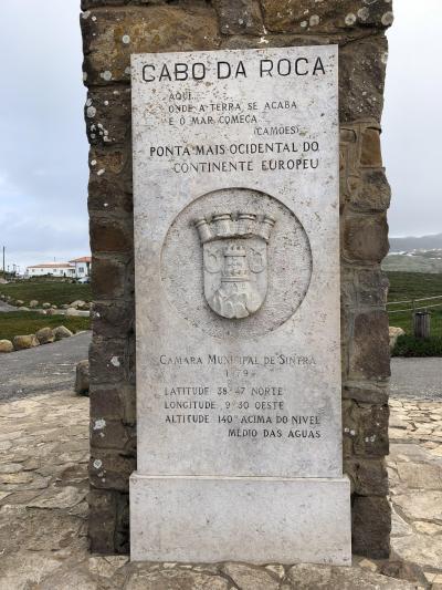 ~素敵なポルトガル その5~ヨーロッパ大陸最先端の地に立ったよ(^O^)v