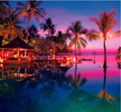 ロンボク島の旅
