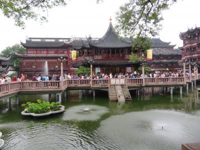 還暦すぎの、初めての上海 周荘に日帰りも