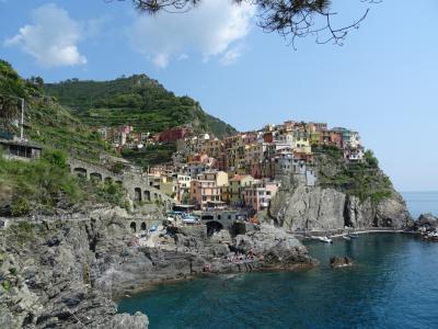 2018 3度目のイタリアは小さい街へ2 チンクエテッレ