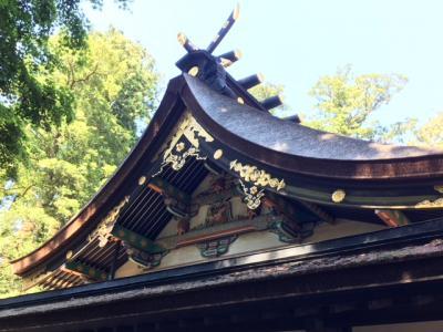 関東一のパワースポット鹿島神宮&香取神宮に参拝しました。~②香取神宮の社殿の美しさは桁違いでした!