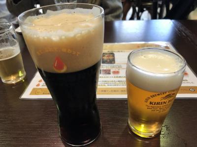 ビール工場と5月のバラ  1 酒とバラの日々、、はニガかった!生麦とシーバスで横浜巡り